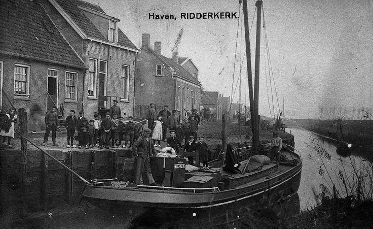 Haven Ridderkerk