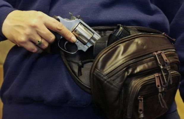 Ohio Gov. John Kasich signed a bill that would give colleges the option of allowing concealed carry on campus and expand the areas where permit holders could carry a concealed handgun.