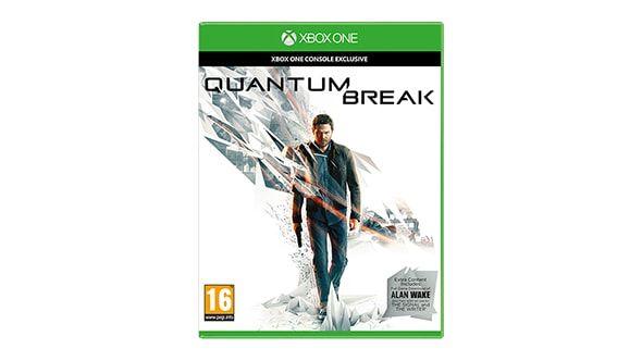 on aime Quantum Break pour Xbox One (Édition Blu-ray) - Néerlandais