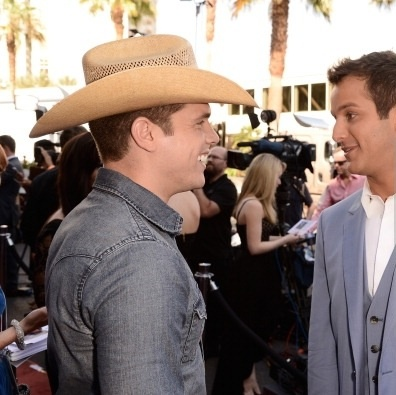 Dustin Lynch and Easton Corbin - 2013 ACM Awards