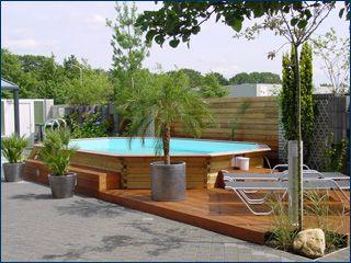 7 best opbouw zwembaden images on pinterest swimming for Opbouw zwembaden