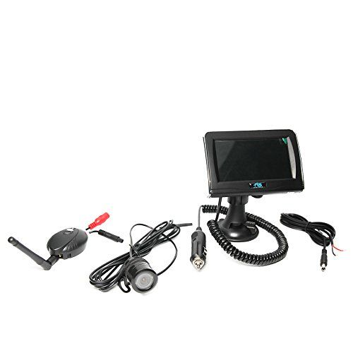 Rear View Safety Wireless Backup Camera System with Cigarette Lighter Adaptor RVS-091406 (Black) - http://cameras.celebratethebest.com/?product=rear-view-safety-wireless-backup-camera-system-with-cigarette-lighter-adaptor-rvs-091406-black
