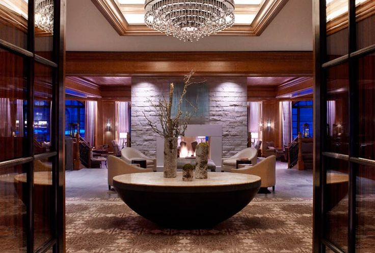 The St. Regis Aspen Resort } CO 81611
