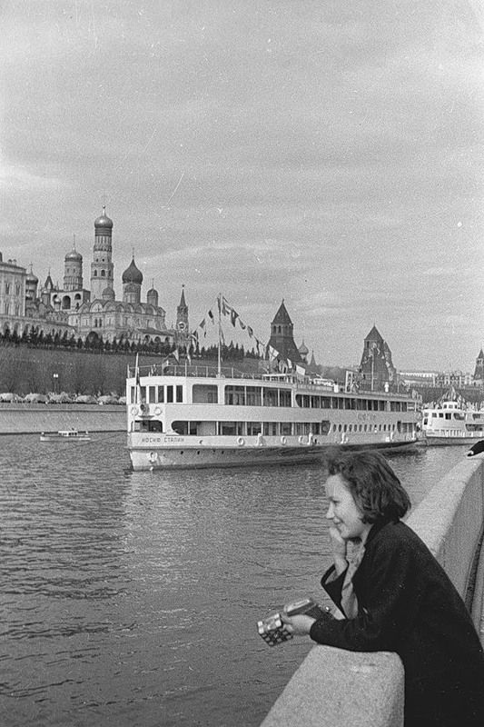 Soviet Moscow 1930s-40s.