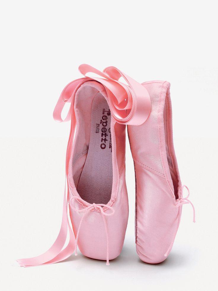 """Le chausson de danse Repetto - Ces objets """"made in France"""" qui ont conquis le monde - Grazia"""