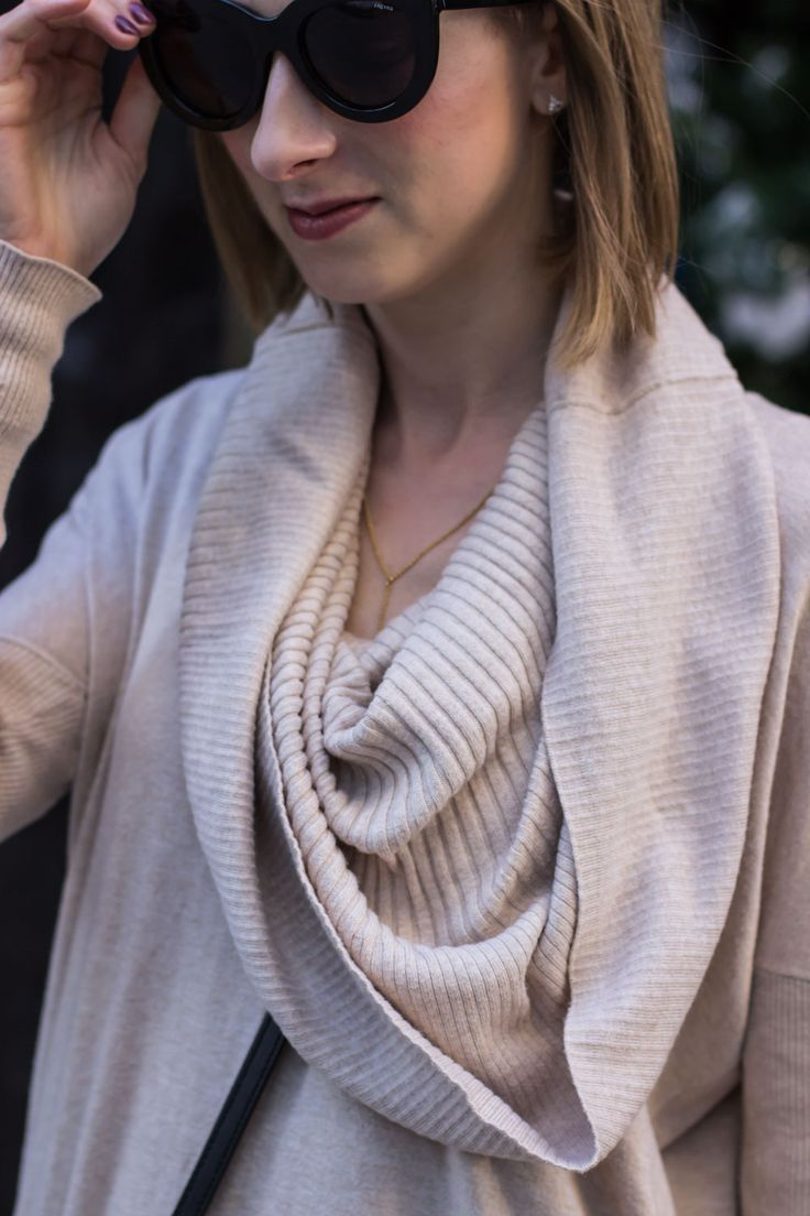 Model Atelier – Engineering In Style – Chicago Fashion Blogger styles practical but fashionable looks on a budget – {winter outfit, Cozy stylish outfi…
