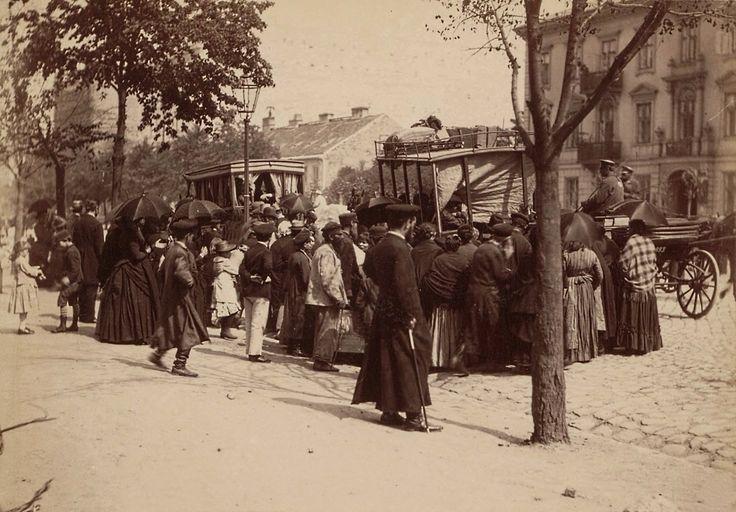Aleje Jerozolimskie 1870  http://warszawawpigulce.pl/mamy-dlas-prawdziwa-perelke-nieznane-zdjecia-warszawy-z-1870-roku/