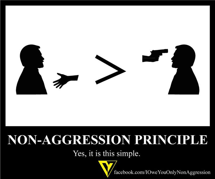 Non-Aggression Principle | Voluntaryism