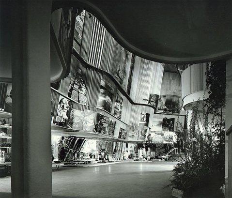 Alvar Aalto, Padiglione finlandese all'Expo, 1939