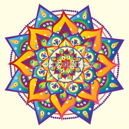 Mandala — Stock Illustration #24636851