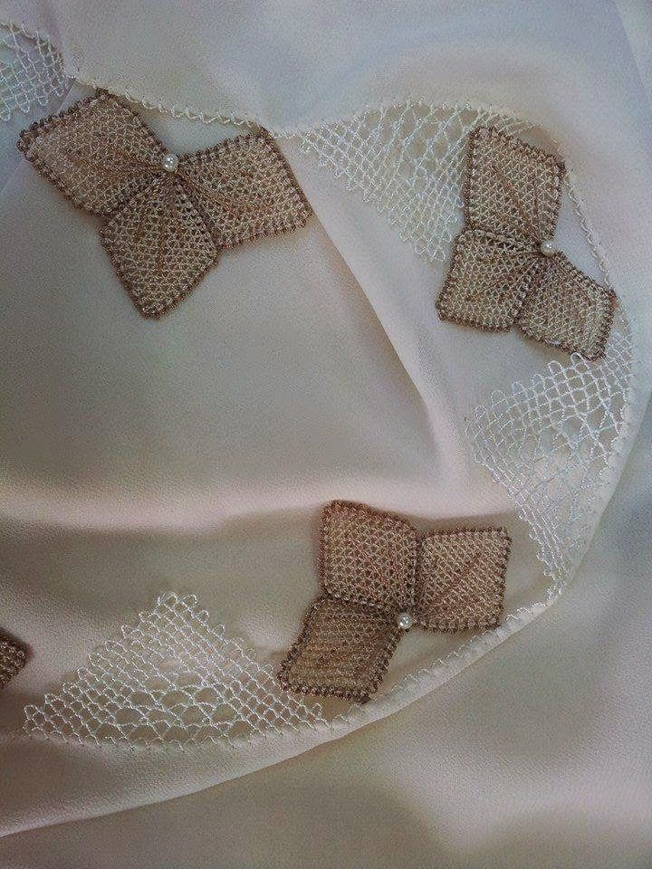 iğne oyası - needle lace