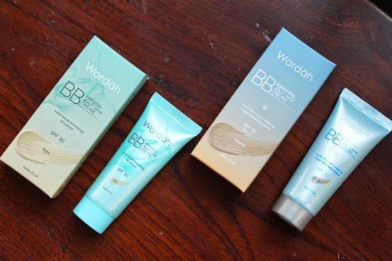 info tentang Review Wardah Everyday BB Cream dan Wardah Lightening BB Cream