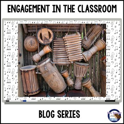 Top 3 Tips of How I Use Music to Increase Engagment in my Classroom | Mrs. Spangler in the Middle