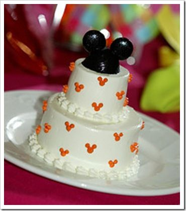 In response to the Mickey Mouse wedding request :)(found by Carrie)