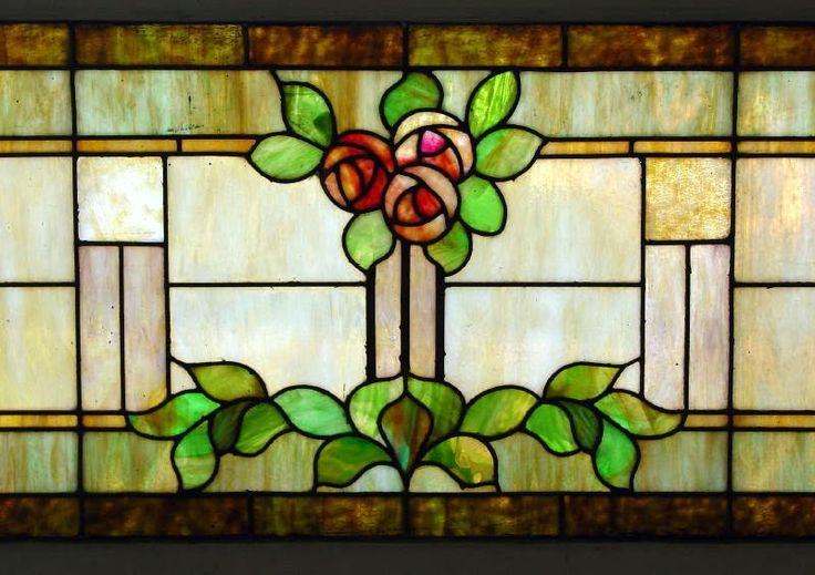 37 Best Images About Arts Amp Crafts Stained Glass On