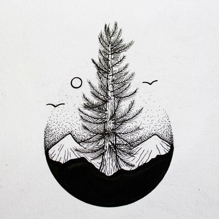 The 25 Best Winter Tattoo Ideas On Pinterest Night