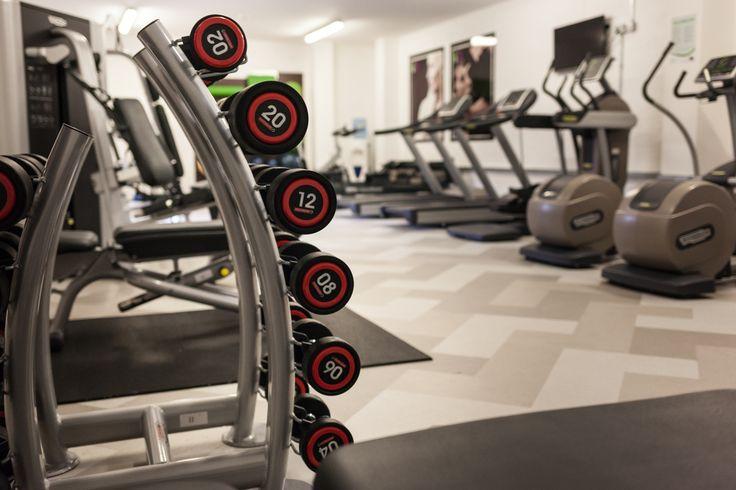 Gym at iQ Leeds #Leeds #student #university #accommodation #gym