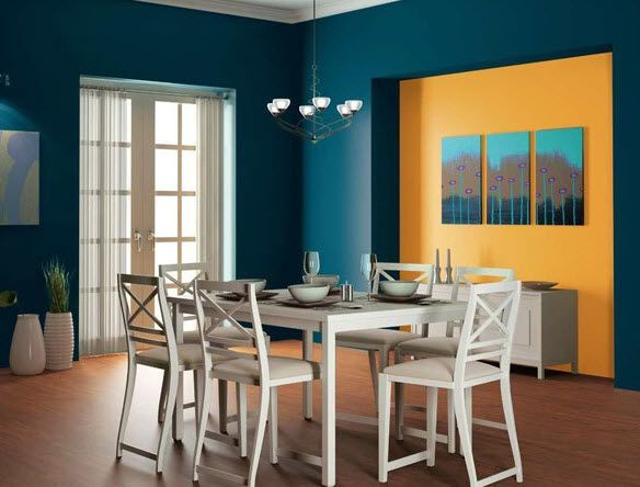 11 best satin paint ideas images on pinterest colored - Satin paint on walls ...