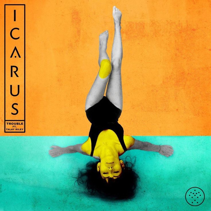 Icarus - Trouble (feat. Talay Riley)