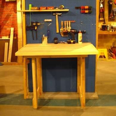 25 unique folding workbench ideas on pinterest diy tools home based woodworking ideas and workshop bench - Workbench Design Ideas