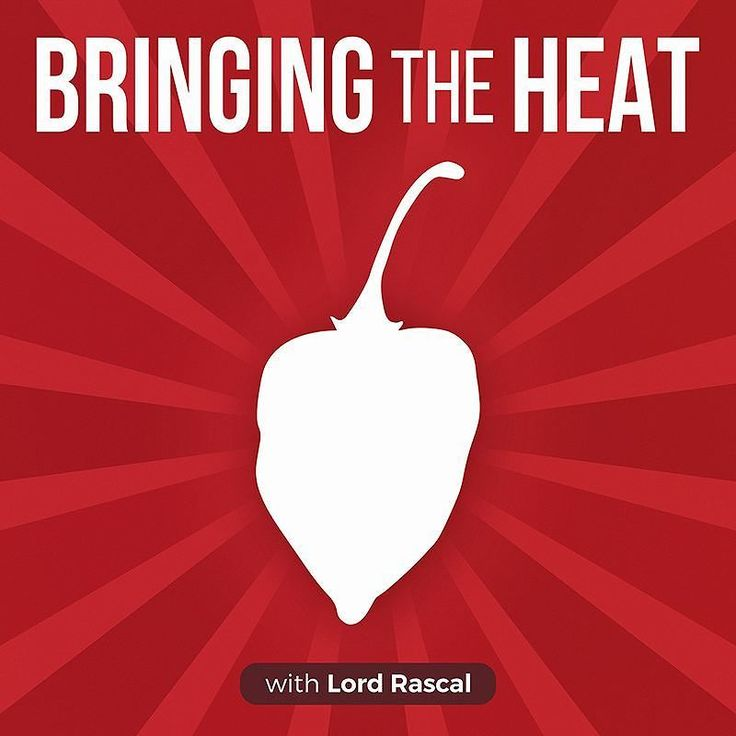IT IS ALMOST HERE ......... The Bringing the Heat Podcast where we interview awesome hot sauce brands from around the globe and find out what the secret sauce is