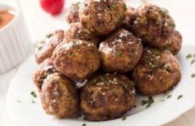 Boulettes de viande suédoises faciles