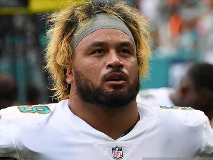 Rey Maualuga Gets Anger Management In Battery Case Anger