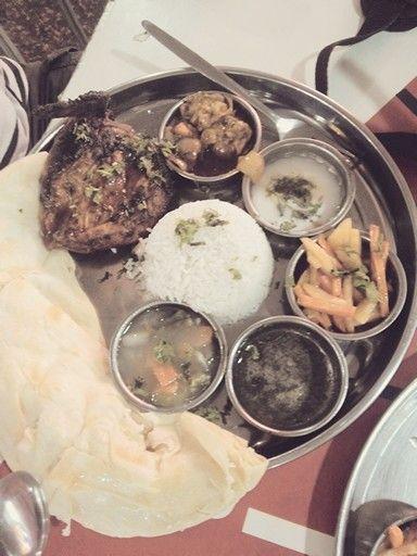 Thali - India