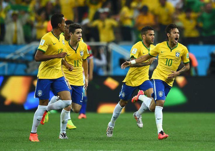 Neymar and Brazil