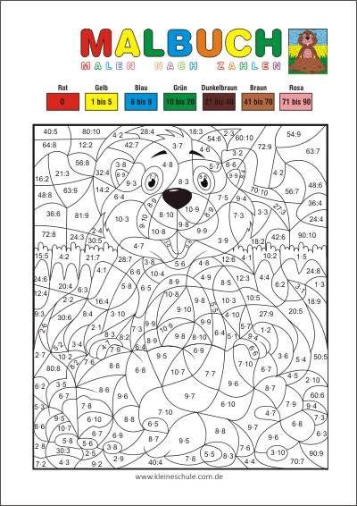 94 besten 1x1 Bilder auf Pinterest | Grundschulen, Klasse 2 und ...