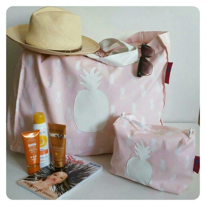 104 best sac plage images on pinterest couture sac bags. Black Bedroom Furniture Sets. Home Design Ideas