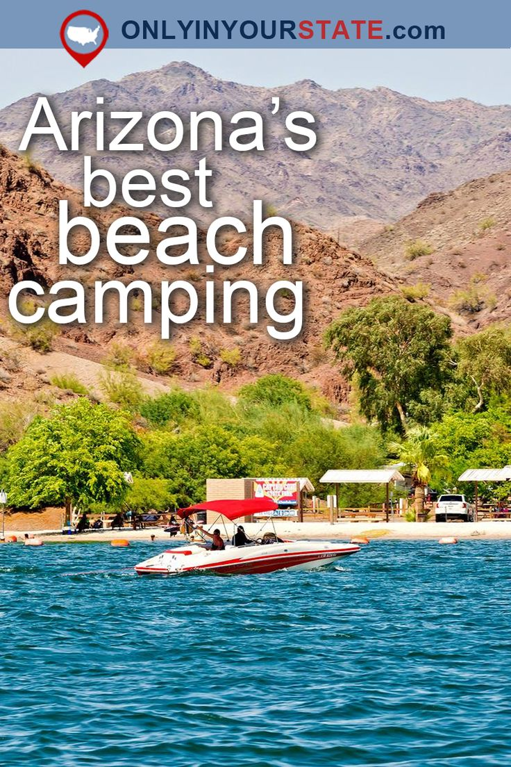 Travel | Arizona | Attractions | Camping | Outdoors | Adventure | USA | Getaways | Road Trips | Beaches | Waterfront | Forest | Lakes | State Park | Colorado River | Easy Hikes | Places To Go | Visit | Grand Canyon
