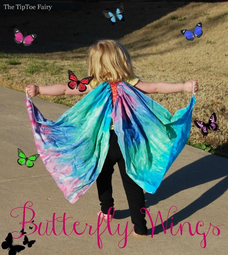 Butterfly Wings Tutorial Crafts Butterfly Wings And Blog