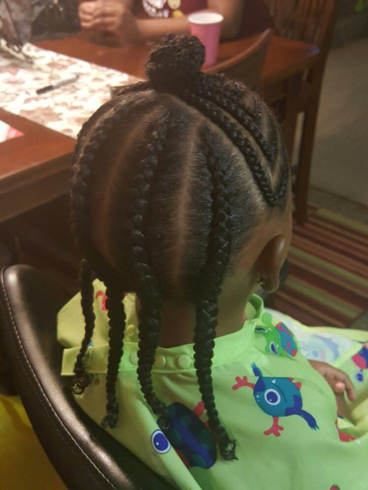 146 Best Elementary School Natural Hairstyles For Kids