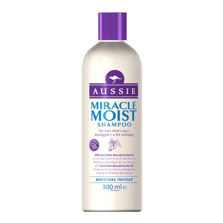 Aussie Miracle Moist Shampoo 300 ml (Pack of 3) ** Continue with the details at the image link. #hairstyle