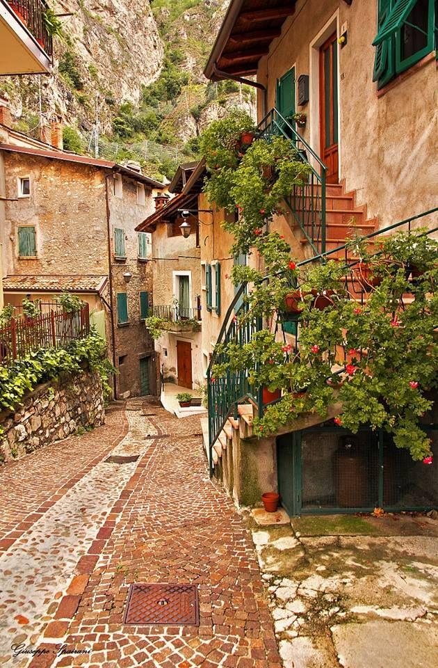 Limone sul Garda, Brescia, Lombardia, Italia ©Ph.Giuseppe Spairani