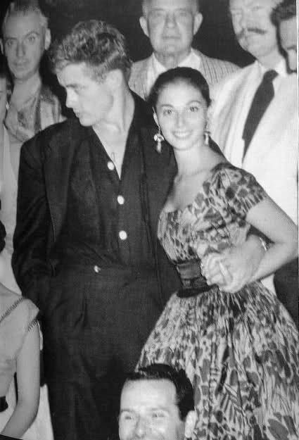 Dean and Angeli. He later said that she was the only woman he ever really loved.