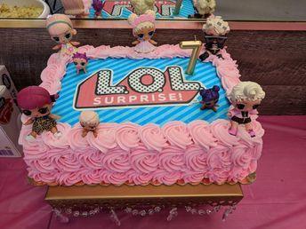 Das Herzstück dieser LOL Surprise Dolls Geburtstagsfeier i   – DIY projects