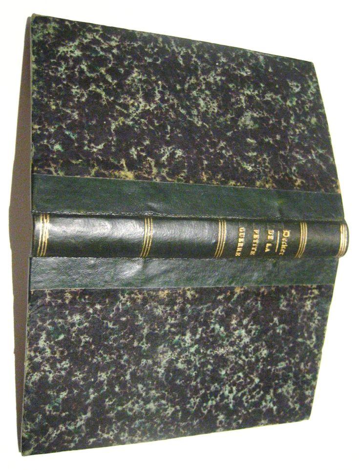 """Decker, """"De la petite guerre"""", Paris, J. Corréard, 1845, in-12. Aspect extérieur du livre."""