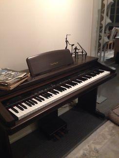 Electric piano | Keyboards & Pianos | Gumtree Australia Stonnington Area - Malvern | 1118295983