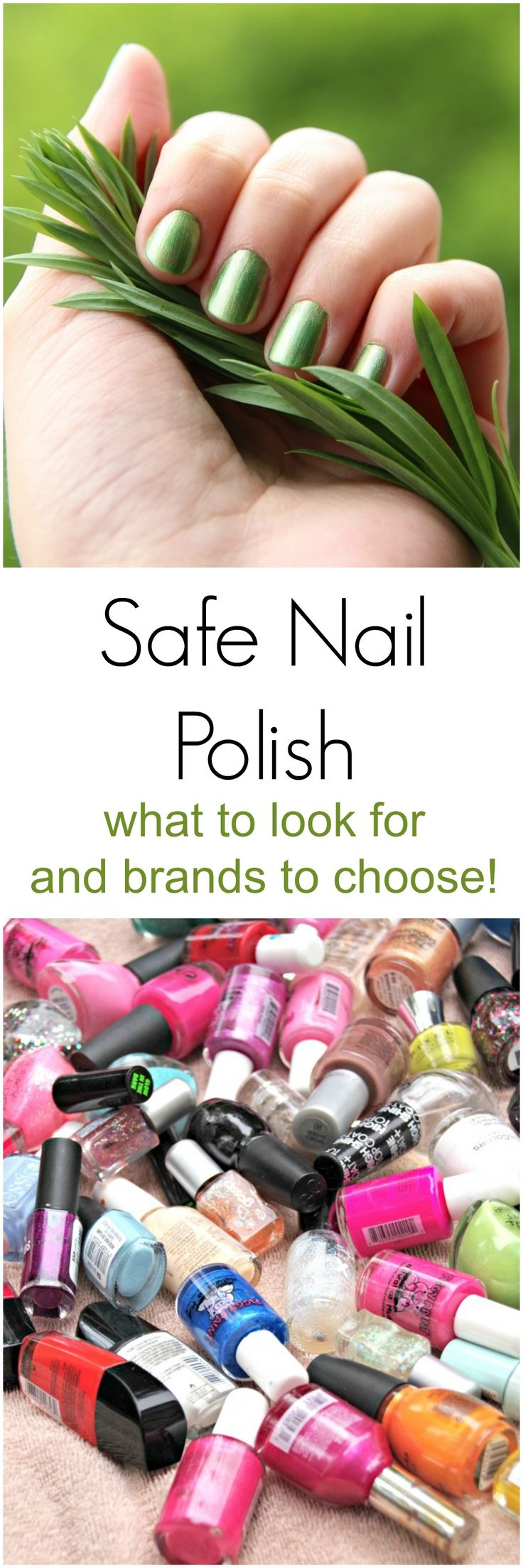 The Frustrating Search for the Best Safe Nail Polish Brands