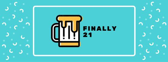 Beer 21st Birthday Facebook Cover Dessing Pinterest