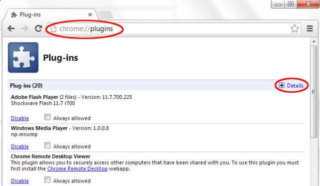The Quick Fix for Shockwave Flash Errors in Google Chrome: Chrome Plug-ins