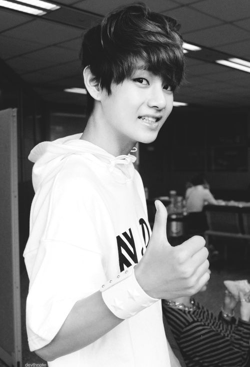 { BANGTAN BOYS } #Taehyung #Alien #Baby