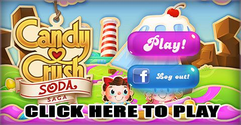 Candy Crush Saga game, is one of the very most played Facebook games. By making matches of 3 or more candies, players should crush sweets of different colours. The game also has a lot more features than that -- candy crush soda --- http://candy-crushsodasaga.com/