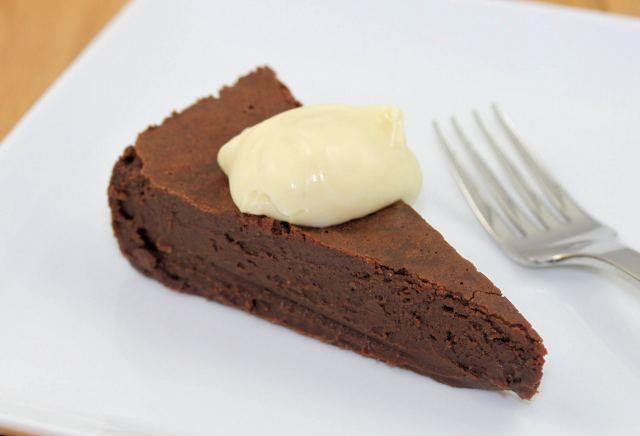 Receta de Pastel de Nutella con Dos Ingredientes