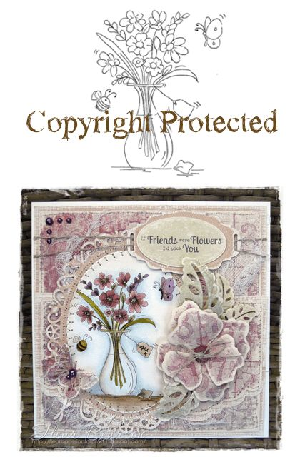 21 best lili of the valley stamps images on pinterest digi stamps stamp if friends were flowers altavistaventures Images