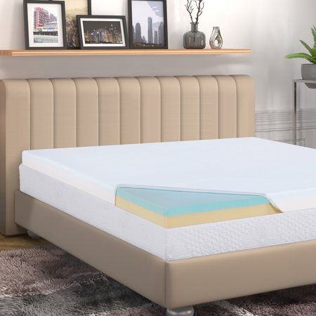 Home Mattress Memory Foam Mattress Topper Foam Mattress