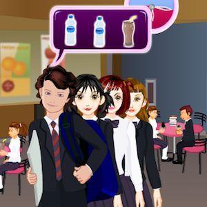 School Cafeteria - juegos de Cocina - Juegos 100