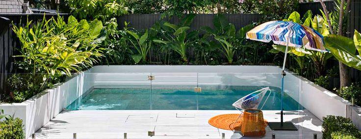 Courtyard garden in Paddington, Australia by Secret Gardens and architect Luigi Rosselli